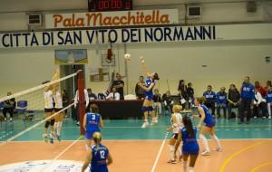 B1 Femm: importante vittoria del San Vito in Sicilia