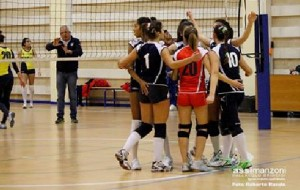 B2 Femm.: preview Assi Manzoni Brindisi-Benevento