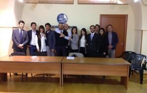 I giovani NCD del Salento in missione a Strasburgo