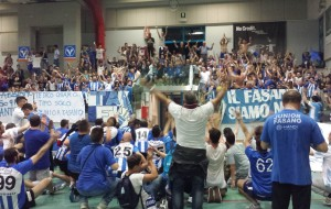 Junior Fasano: richiesto l'upgrade per disputare la Champions League