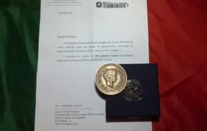 Puglia Underground: ad una settimana dal via arriva la medaglia del Presidente della Repubblica