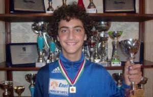Altro podio per l'Enel Lame Azzurre Brindisi