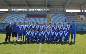 Giovanissimi: Brindisi-Ss. Pietro e Paolo Campobasso=1-0