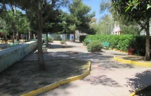 La Polizia Municipale controlla le aree verdi attrezzate