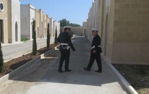 Controlli della Polizia Municipale al cimitero e nei parchi cittadini