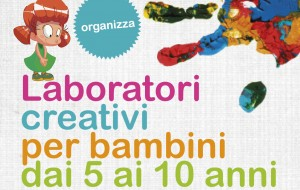 """Laboratori creativi per bambini alla Galleria """"Le Ali di Mirna"""""""