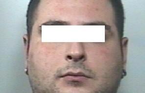 Droga in casa: arrestato 22enne oritano