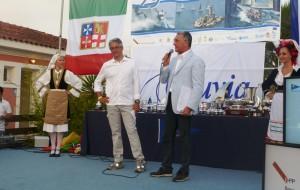 XXIX Brindisi-Corfù: la cerimonia di premiazione al Marina di Gouvia