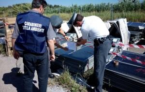 Furto di pannelli fotovoltaici: i Carabinieri arrestano tre persone