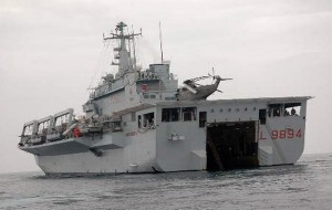 Marinaio della San Giusto positivo al Coronavirus: tutto l'equipaggio in quarantena