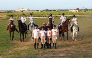 Al via la stagione della Scuola di Equitazione del Circolo Ippico Mitrano di Brindisi