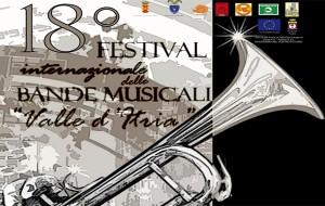 """Al via il 18° Festival Internazionale Bande Musicali """"Valle d'Itria"""""""