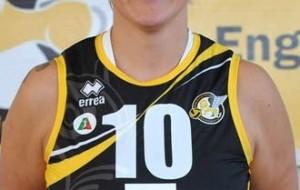 La New Volley Brindisi tessera Elisa Peluso