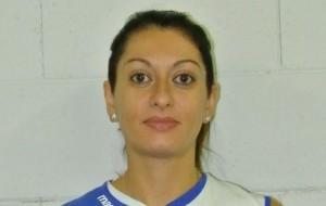 La New Volley Brindisi tessera Lara Lugli