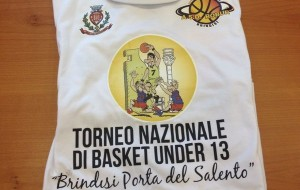 "Al via il Torneo di basket under 13 ""Brindisi Porta del Salento"""