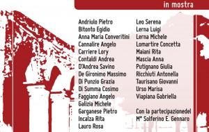 """Domenica 10 vernissagge della mostra collettiva di pittura degli artisti de """"La Casaccia"""""""
