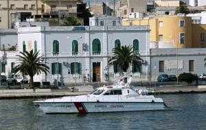 Natante in panne: immediato intervento della Guardia Costiera di Brindisi