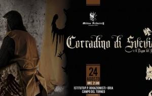 Il dramma di Corradino di scena ad Oria