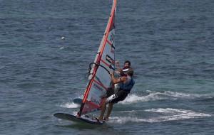 Marco Begalli si impone nella Torreguaceto Windsurf Cup