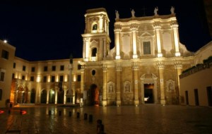 La Cattedrale di Brindisi chiude per lavori: riaprirà a Pasqua