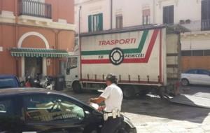 Polizia Municipale: controlli e multe nel centro di Brindisi