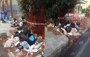 Emergenza rifiuti: controlli e multe a Sant'Elia, Commenda e Sant'Angelo