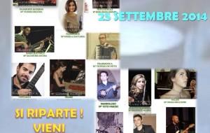 """Scuola di Musica """"Lucia Iurleo"""": si inaugura il nuovo anno accademico"""