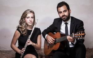 Il duo Mappa e De Luca in concerto alla Chiesa di San Giovanni