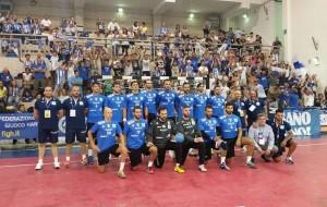 La Junior Fasano sconfitta a Carpi nell'andata della semifinale scudetto