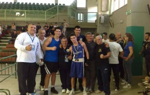 Boxe: il 18enne Melarosa è campione regionale