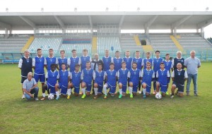 Calcio: la juniores incontra l'Ass. Pro Brindisi