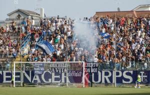 La Curva Sud invita i brindisini: non mancate al derby con il Taranto