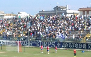 Brindisi, esordio col botto: Sarnese sconfitta con un sonoro 3-0
