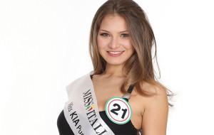 Carmen Caramia: una brindisina tra le 21 finaliste di Miss Italia