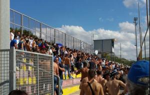 Il brindisino Tedesco punisce l'opaco team di Chiricallo: biancazzurri ko a Gallipoli