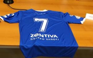 Accordo Brindisi-Zentiva: ecco la nuova maglia