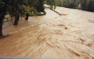 Sondaggio sul rischio alluvione nella città di Brindisi