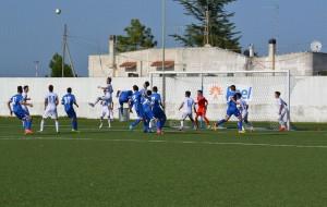 Juniores: Brindisi in campo a Taranto