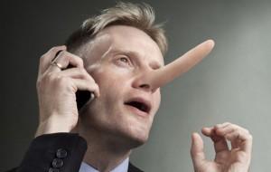 Elogio della bugia. Di Guido Giampietro