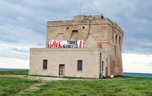 Le nuove iniziative in difesa di Torre Guaceto