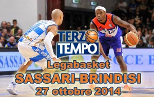 Terzo Tempo: Sassari-Brindisi, il video