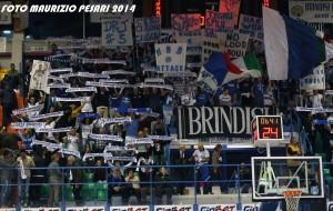 Caserta-Brindisi: completati due pullman per la trasferta