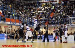 New Basket Brindisi-Bologna=75-64 La Photogallery di Maurizio Pesari