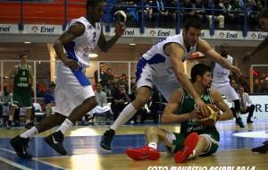 Eurochallenge 2014 New Basket Brindisi-Sodertalje Kings di Maurizio Pesari