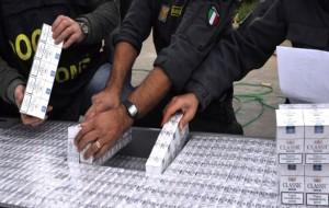 Sorpresi con 13 stecche di sigarette prive del sigillo del Monopolio: denunciati padre e figlio
