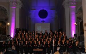 """Domenica il Coro San Leucio presenta il concerto meditazione """"Mysterium Crucis"""""""