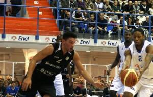 Eurochallenge New Basket Brindisi-SPM Shoeters Photogallery di Maurizio Pesari