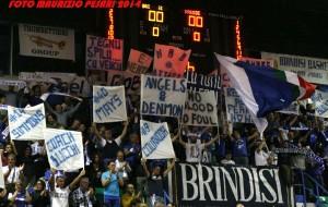 New Basket Brindisi-Pistoia: biglietti in vendita dalle 12.00 di oggi