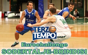Terzo Tempo: il video di Sodertalje Kings-Enel Brindisi