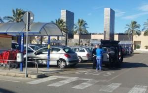La Polizia Locale multa 11 parcheggiatori abusivi